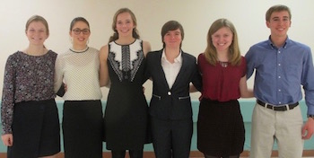 Shelby County Oratory Contest 2018